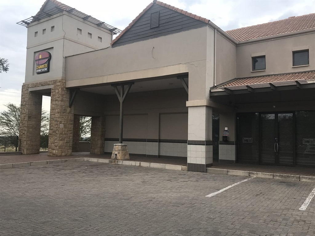 Commercial Property to Rent in Montana: Zambezi Junction North and South